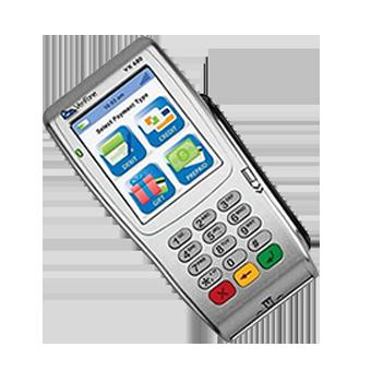 VX680 GPRS/CTLSS